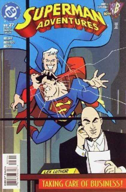 Superman Adventures 27 - Terry Austin