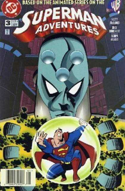 Superman Adventures 3 - Terry Austin