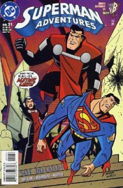 Superman Adventures 31 - Mike Manley, Terry Austin