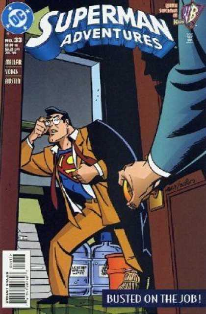 Superman Adventures 33 - Mike Manley, Terry Austin
