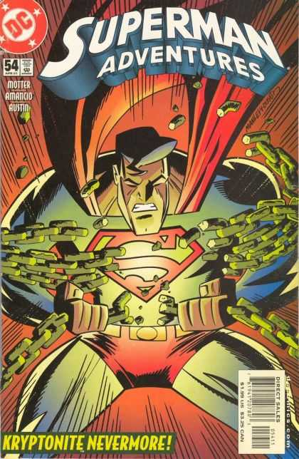 Superman Adventures 54 - Mike Manley, Terry Austin