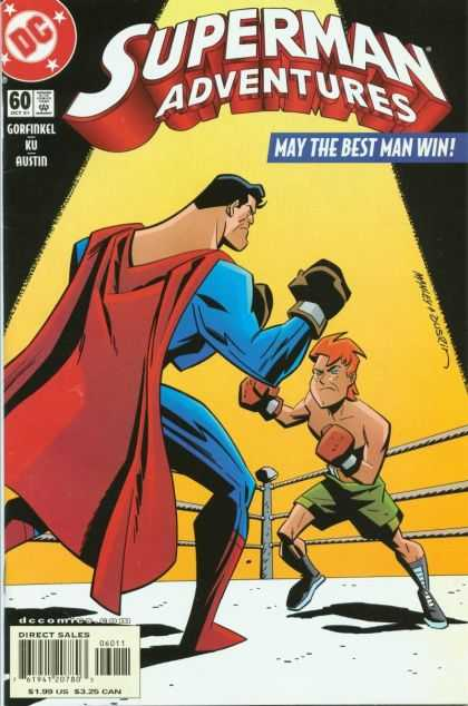 Superman Adventures 60 - Mike Manley, Terry Austin