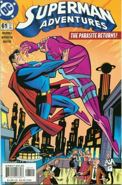 Superman Adventures 61 - Mike Manley, Terry Austin