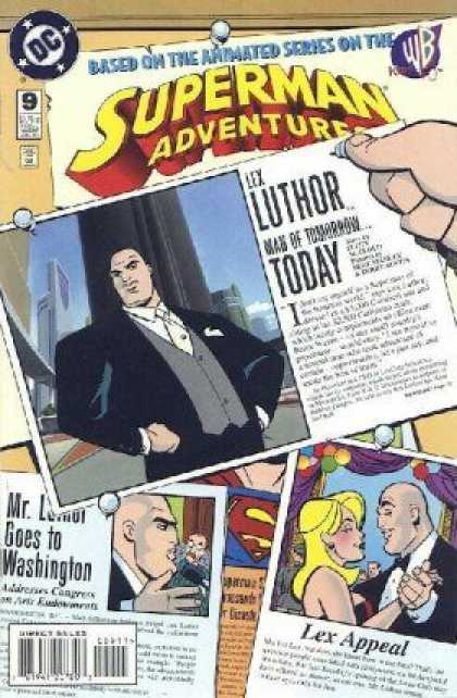 Superman Adventures 9 - Terry Austin