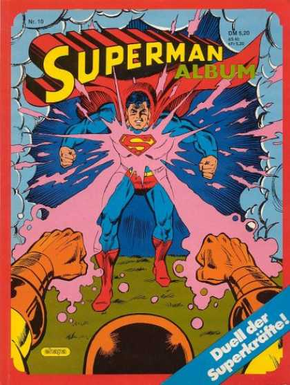 Superman Album 10