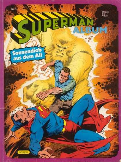 Superman Album 11