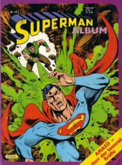 Superman Album 12