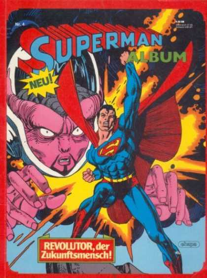 Superman Album 4