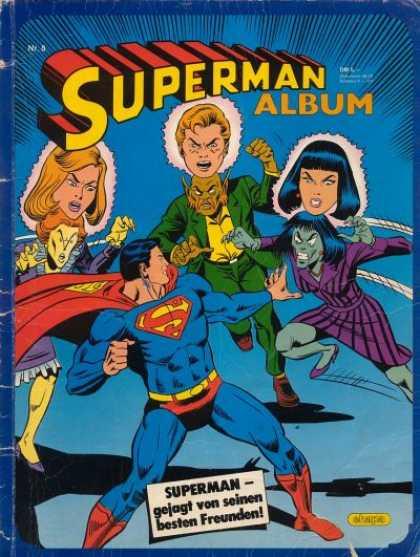 Superman Album 8