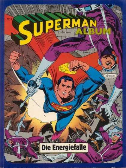 Superman Album 9
