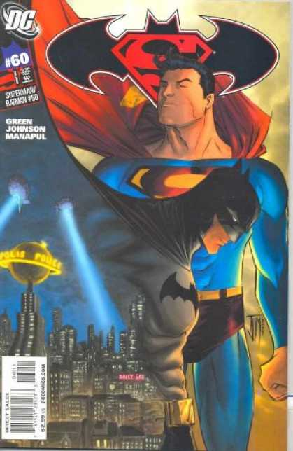 Superman Books - Superman Batman #60