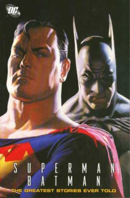 Superman Books - Superman/Batman: The Greatest Stories Ever Told, Vol. 1