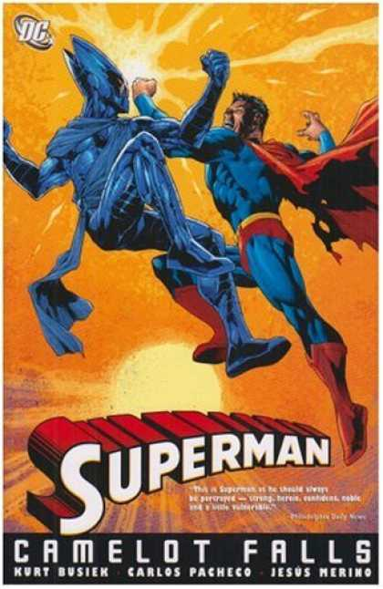Superman Books - Superman: Camelot Falls, Vol. 1
