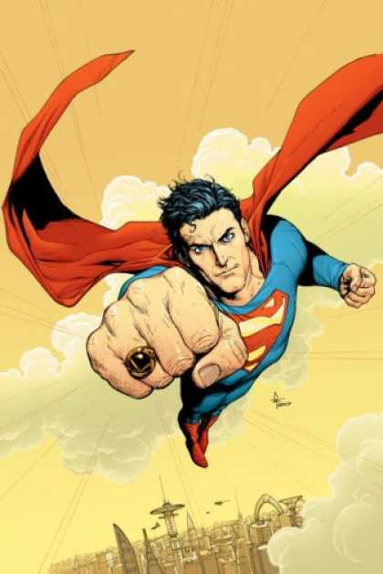 Superman Books - Superman and the Legion of Super-Heroes