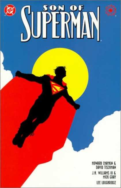 Superman Books - Son of Superman