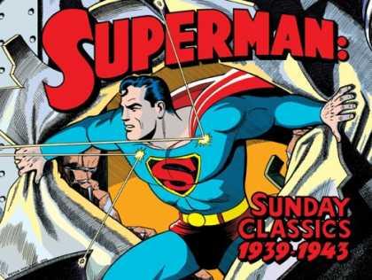 Superman Books - Superman: Sunday Classics 1939-1943