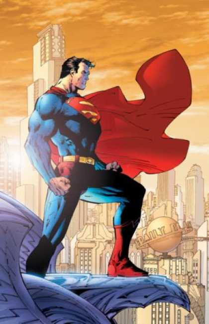 Superman Books - Absolute Superman: For Tomorrow