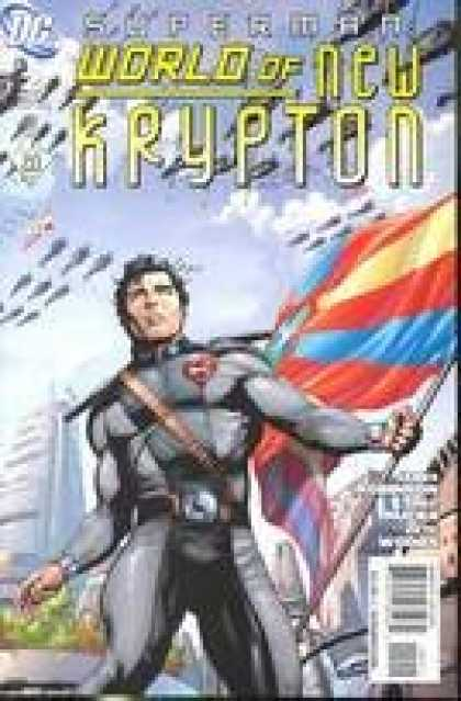Superman Books - Superman World of New Krypton #2