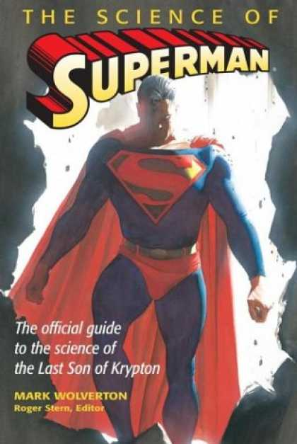 Superman Books - The Science of Superman