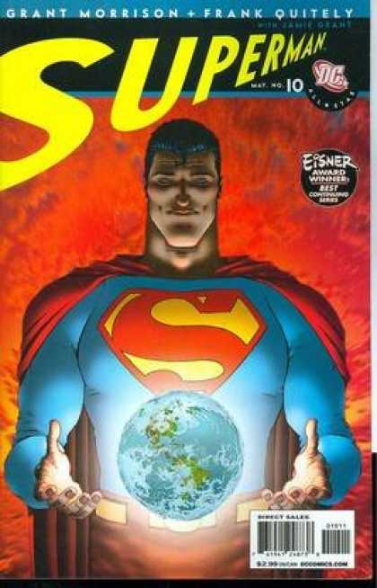 Superman Books - All Star Superman # 10