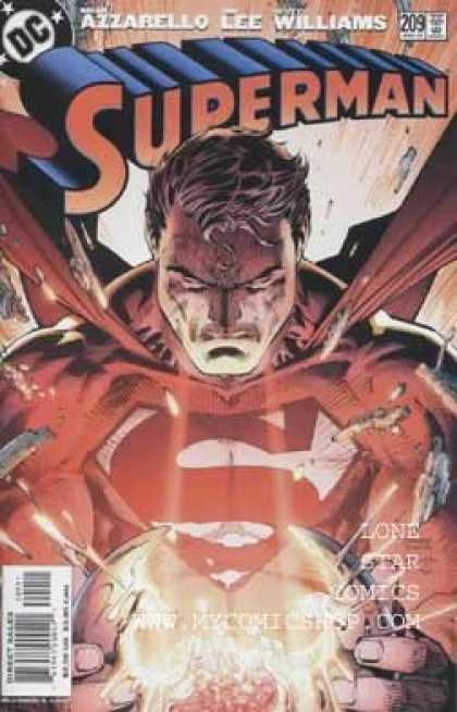 Superman Books - Superman #209