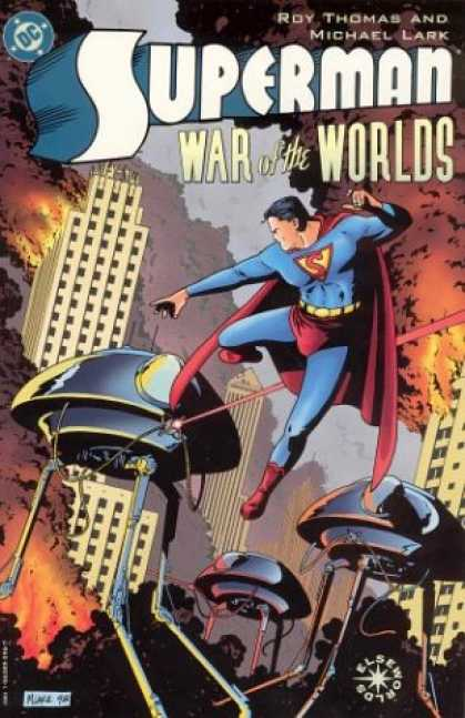Superman Books - Superman: War of the Worlds (Superman (DC Comics))
