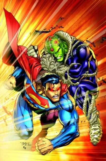 Superman Books - Superman vs. Brainiac