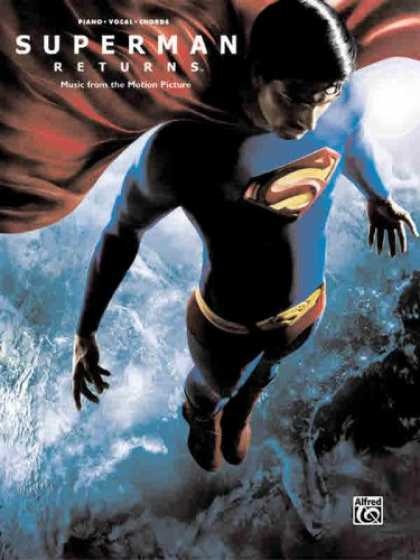 Superman Books - Superman Returns- Musci From The Motion Picture