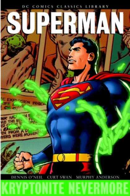 Superman Books - DC Comics Classics Library: Superman - Kryptonite Nevermore (Dc Classics Library