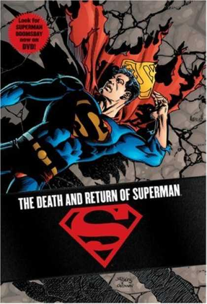 Superman Books - The Death and Return of Superman Omnibus