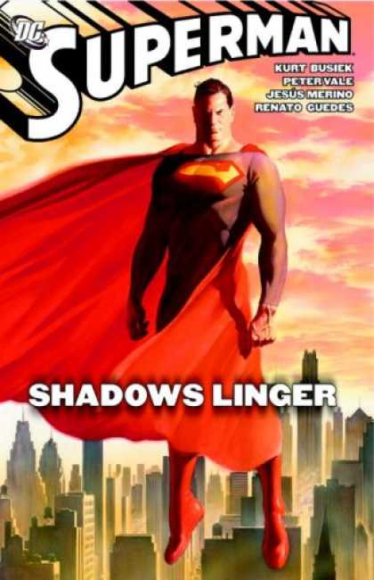 Superman Books - Superman: Shadows Linger