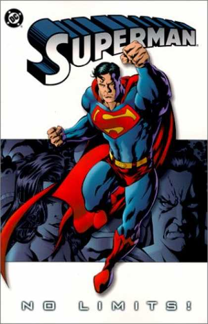 Superman Books - Superman: No Limits!