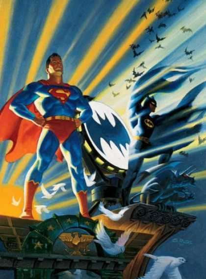 Superman Books - World's Finest (Deluxe) (Superman/Batman)