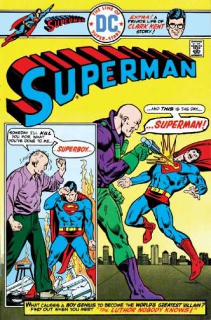 Superman Books - Superman Vs. Lex Luthor