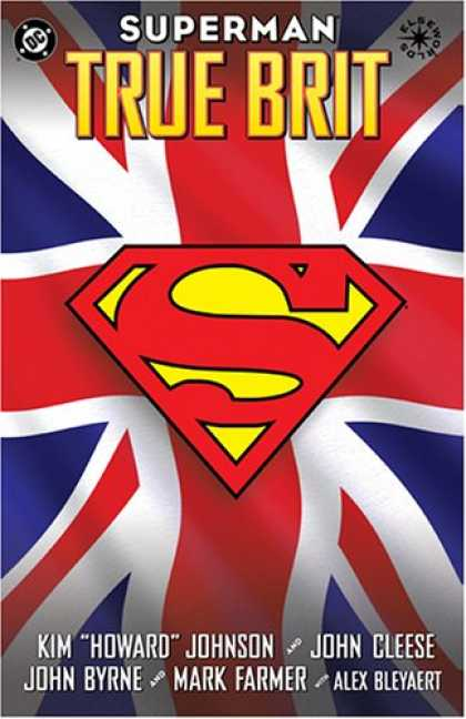 Superman Books - Superman: True Brit (Graphic Novels)