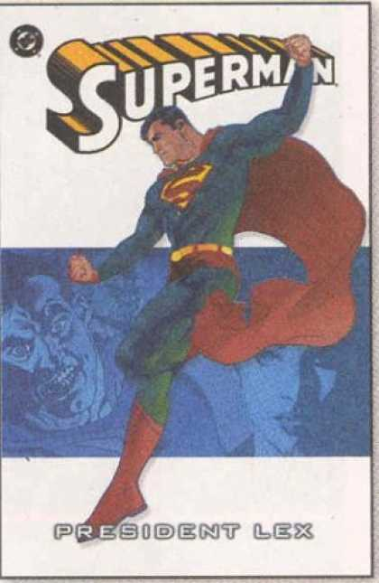 Superman Books - Superman: President Lex (Book 5)