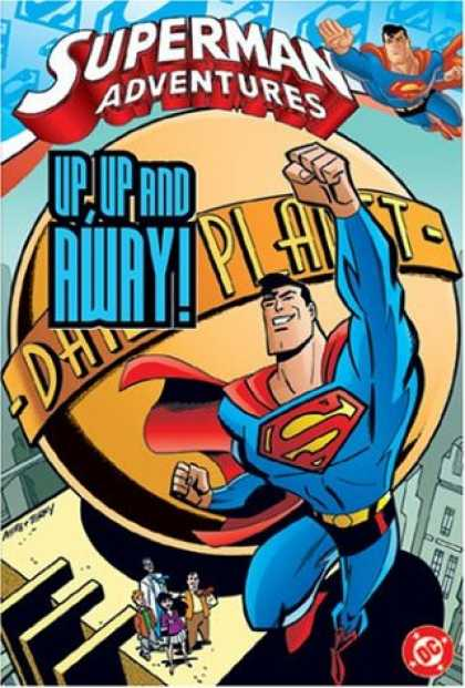 Superman Books - Superman Adventures Vol. 1: Up, Up and Away!