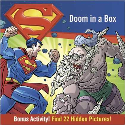 Superman Books - Superman Doom in a Box