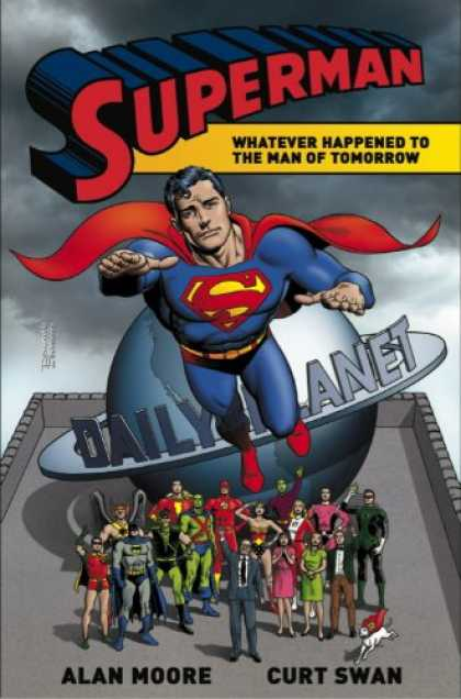 Superman Books - Superman: Whatever Happened to the Man of Tomorrow?