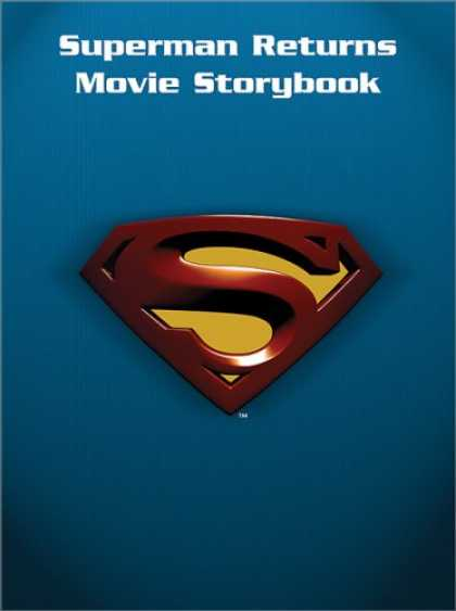 Superman Books - Superman Returns Movie Storybook
