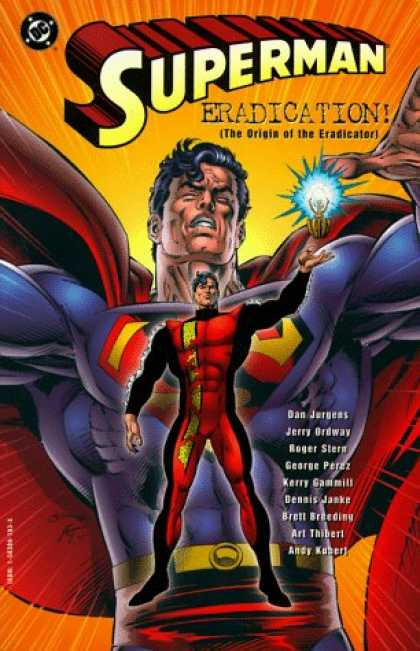 Superman Books - Superman: Eradication!