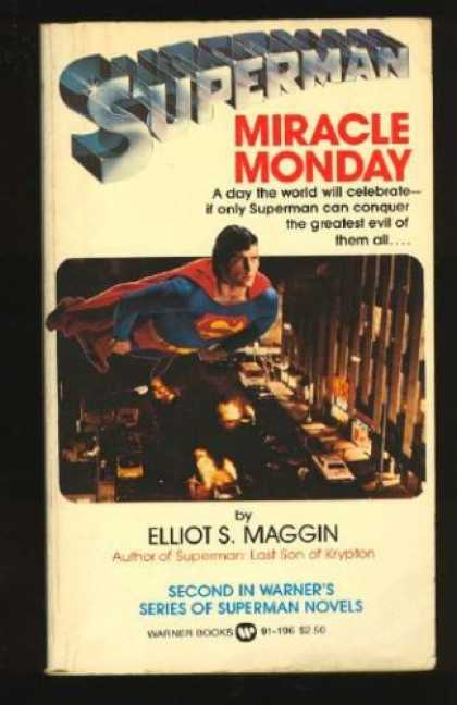 Superman Books - Superman: Miracle Monday