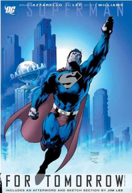 Superman Books - Superman: For Tomorrow, Vol. 2