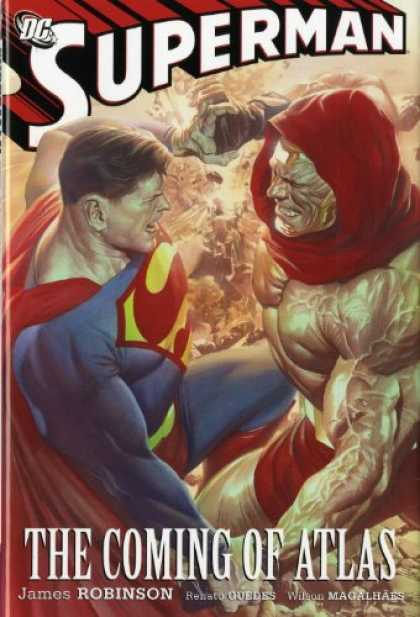 Superman Books - Superman: Coming of Atlas