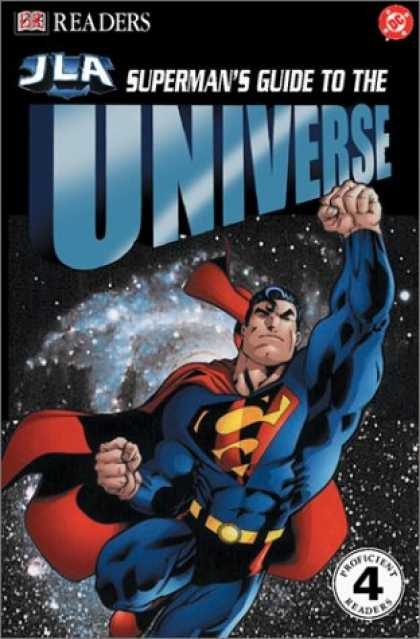 Superman Books - Superman's Guide to The Universe (DK Readers: JLA)