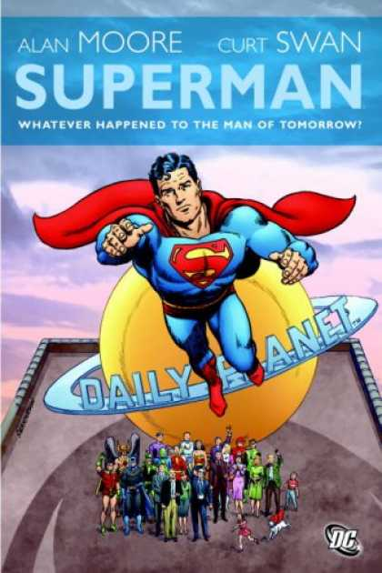 Superman Books - Superman: Whatever Happened to the Man of Tomorrow? Deluxe Edition