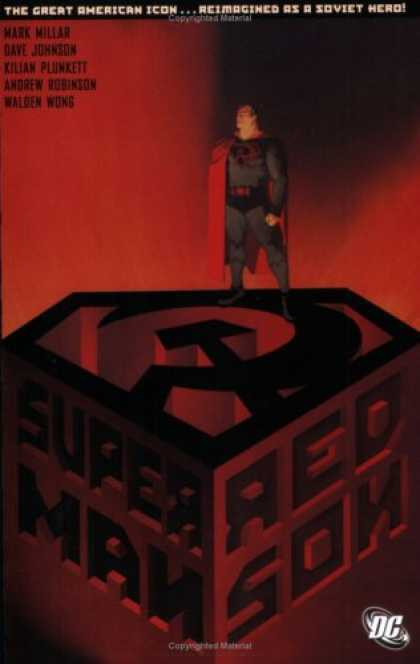 Superman Books - Superman: Red Son (Elseworlds)