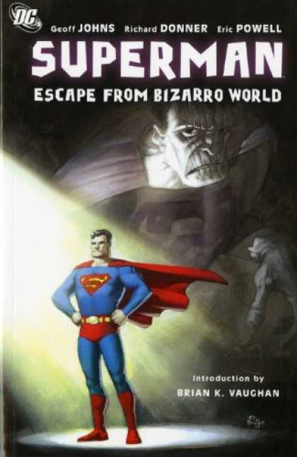 Superman Books - Superman: Escape from Bizarro World