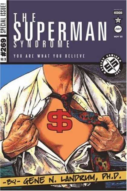 Superman Books - The Superman Syndrome--The Magic of Myth in The Pursuit of Power: The Positive M