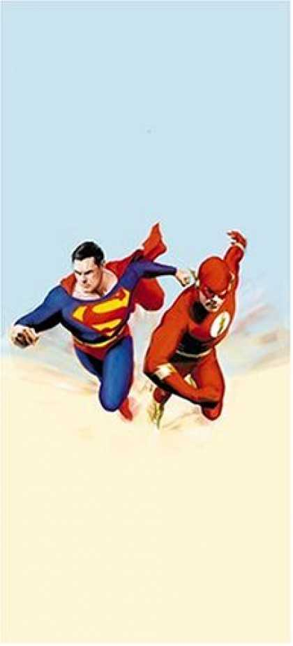 Superman Books - Superman vs. The Flash